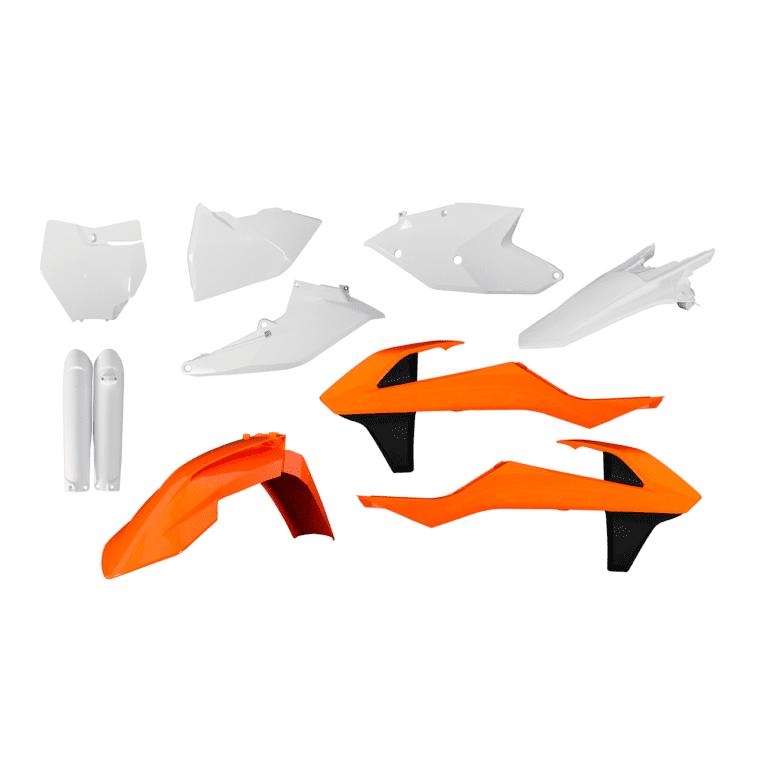 KIT PLASTICOS COMP. REP. ORIGINAL KTM  SX/S...