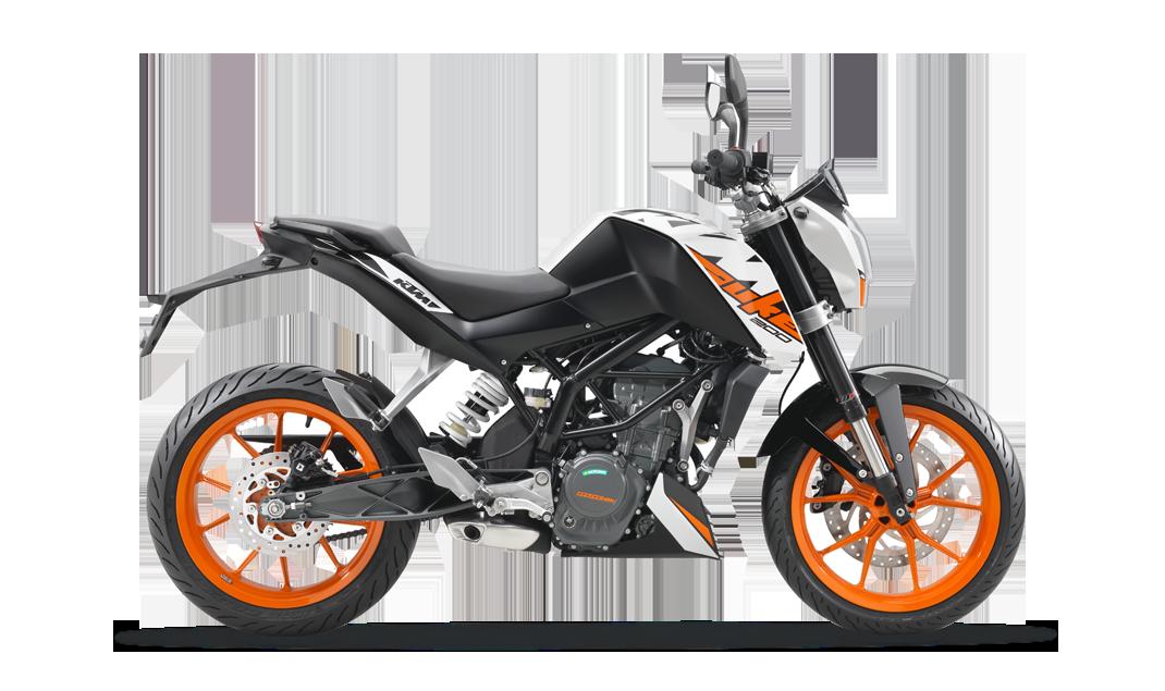 Motocicleta 200 Duke