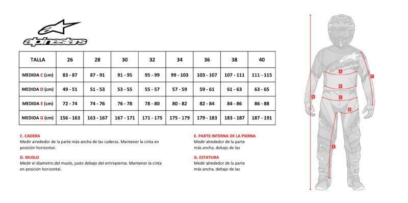Socopur Motorsports - PANTALON LE SUPERTECH UNION 18 AZUL OSCURO/ROJO/BLANCO 1