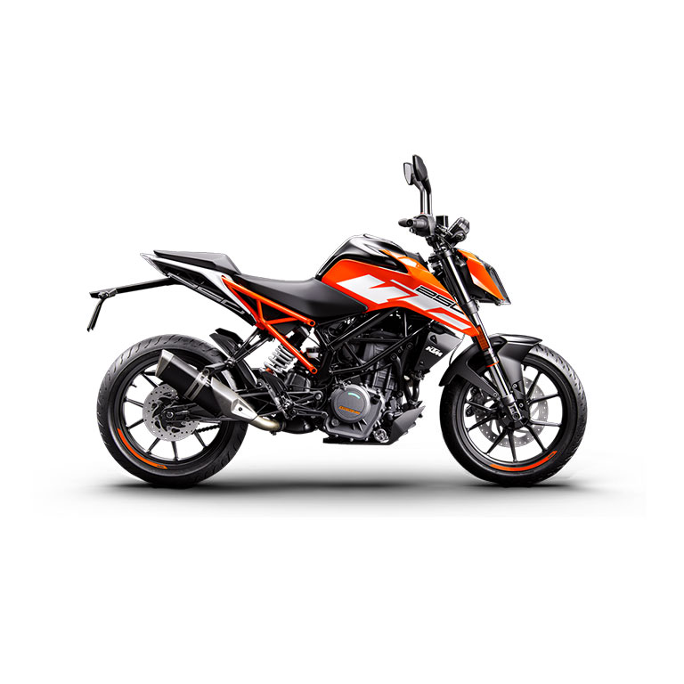 MOTOCICLETA 250 DUKE 2020