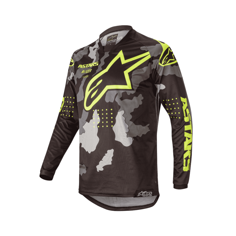 CAMISETA RACER TACTICAL 20