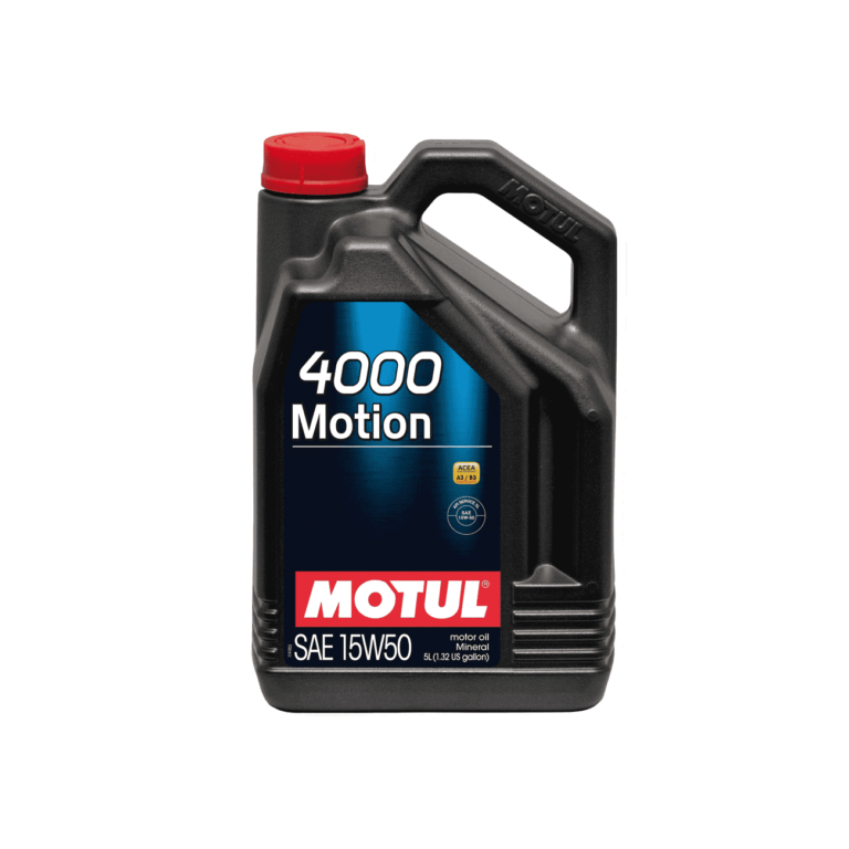 4000 ACEITE MOTOR MOTION 15W50 5L MI