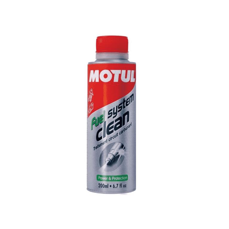 LIMPIADOR FUEL SYSTEM CLEAN MOTO 0.2L
