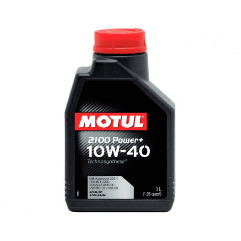 2100 POWER+ ACEITE MOTOR 10W40 1L TS