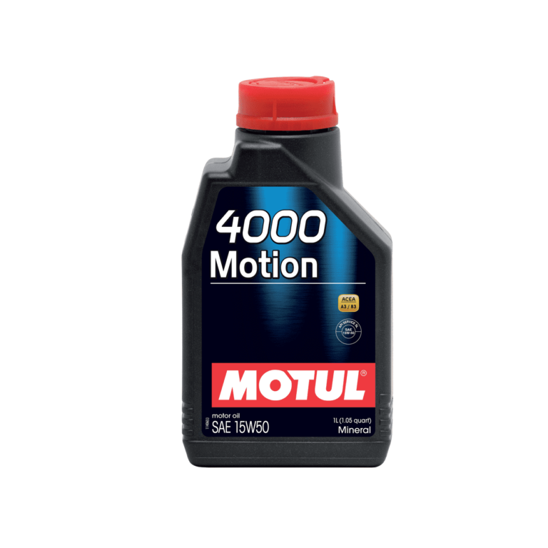 4000 ACEITE MOTOR MOTION 15W50 1L MI