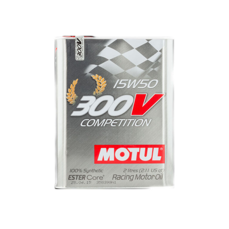 300V ACEITE MOTOR COMPETITION 15W50 2L (CJA...