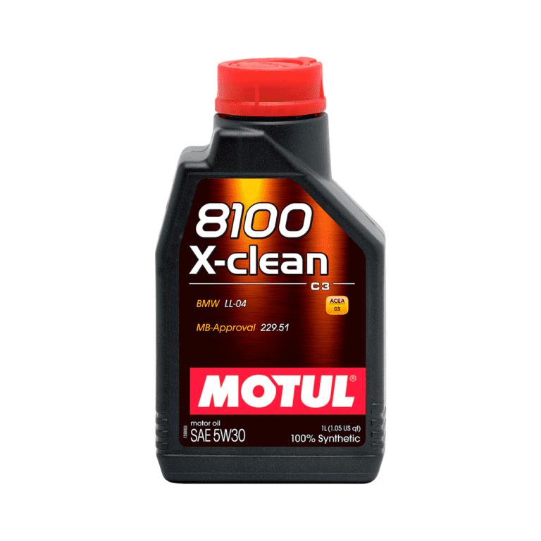 8100 X-CLEAN FE ACEITE MOTOR 5W30 1L FS