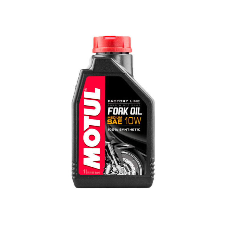 ACEITE HIDRAULICO FORK OIL FACTORY MED 10W...