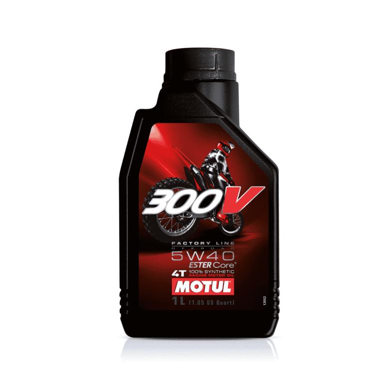 300V ACEITE MOTOR FL ROAD RACING 5W40 1L FS