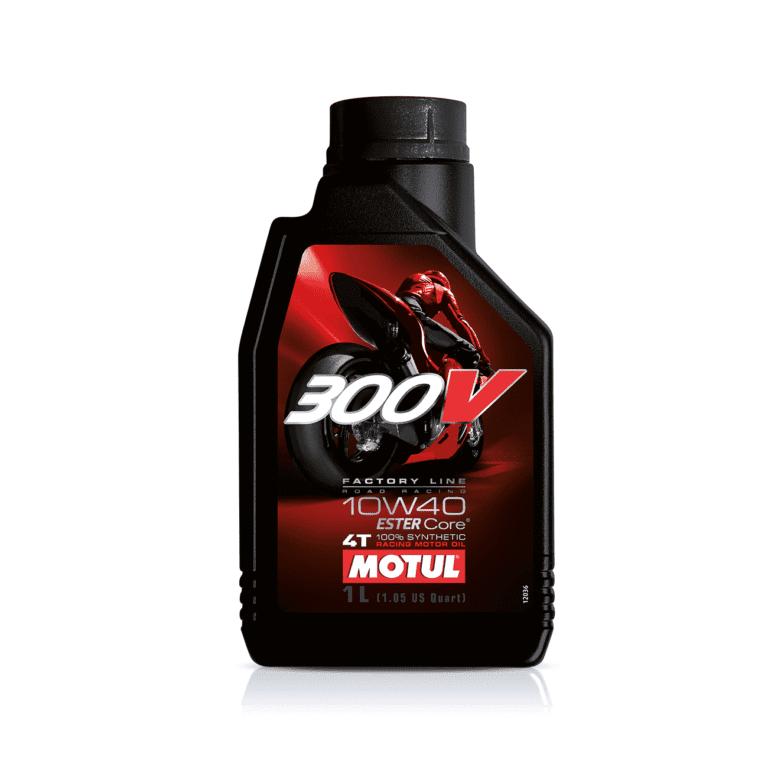 300V ACEITE MOTOR FL ROAD RACING 10W40 1L F...