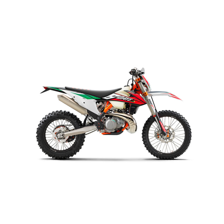 MOTOCICLETA 250 EXC SIX DAYS TPI 2020
