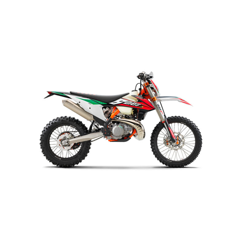 MOTOCICLETA 300 EXC SIX DAYS TPI 2020