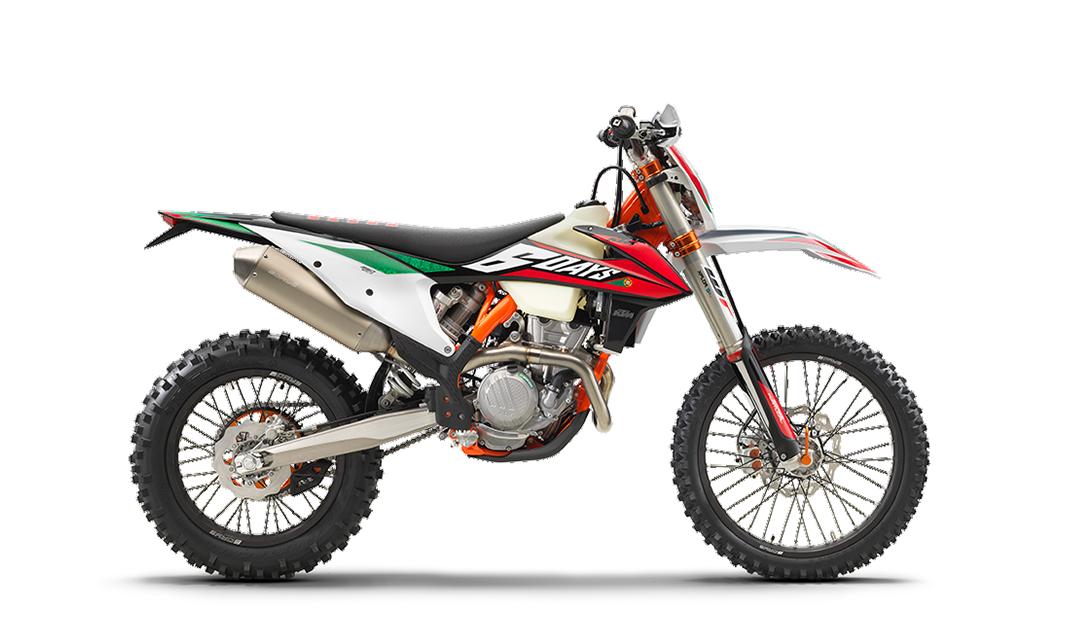 MOTOCICLETA 350 EXC-F SIX DAYS 2020