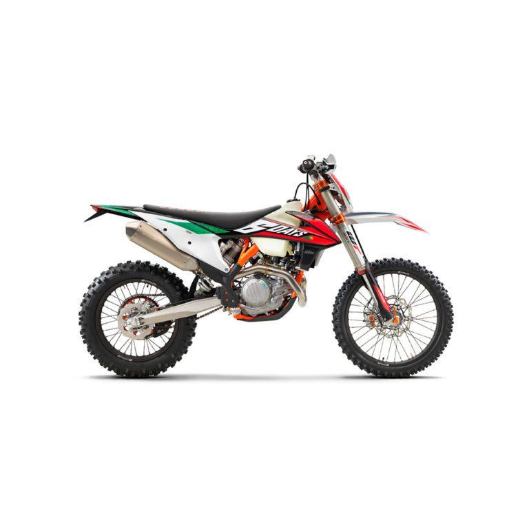 MOTOCICLETA 500 EXC-F SIX DAYS 2020