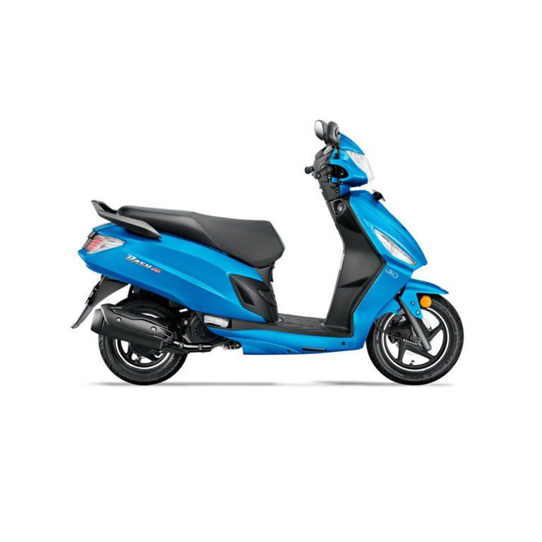 MOTOCICLETA DASH 125 2020