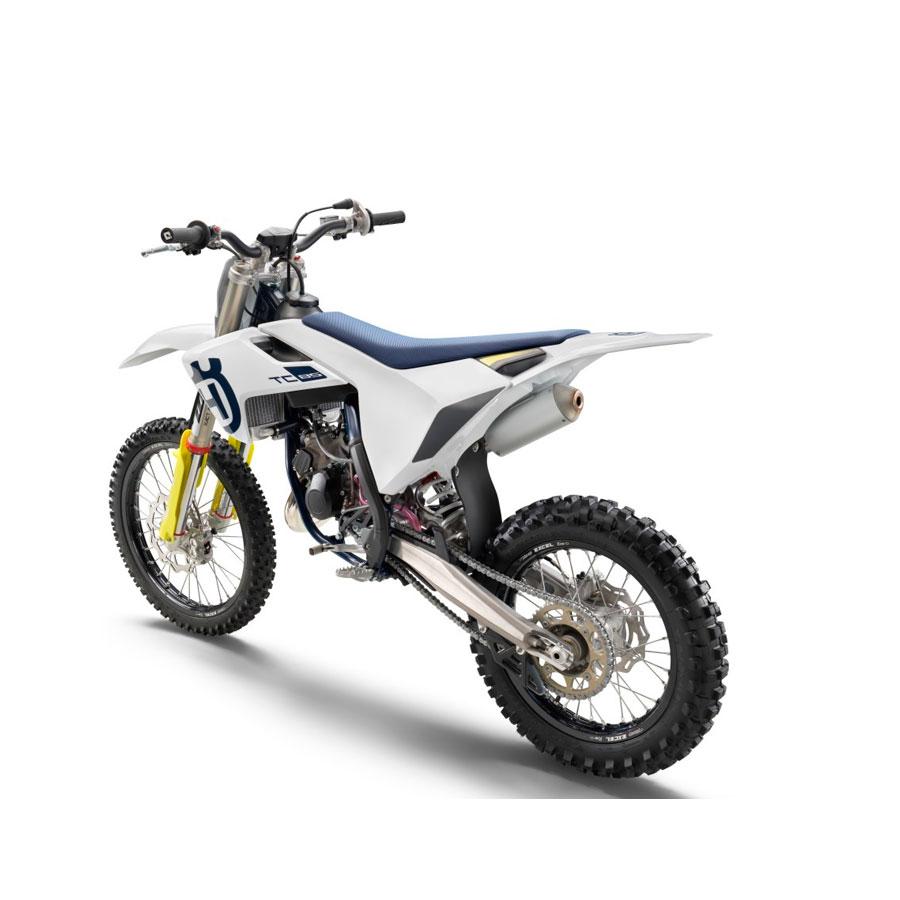 MOTOCICLETA TC85 17/14 2020
