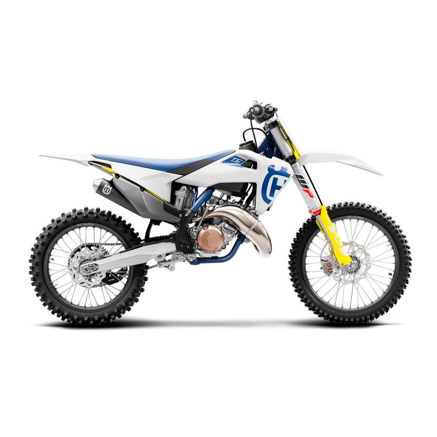 MOTOCICLETA TC125 2020