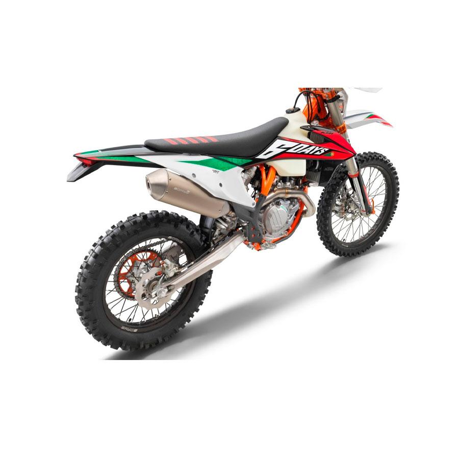 MOTOCICLETA 450 EXC-F SIX DAYS 2020