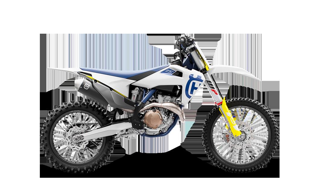 MOTOCICLETA  FC350