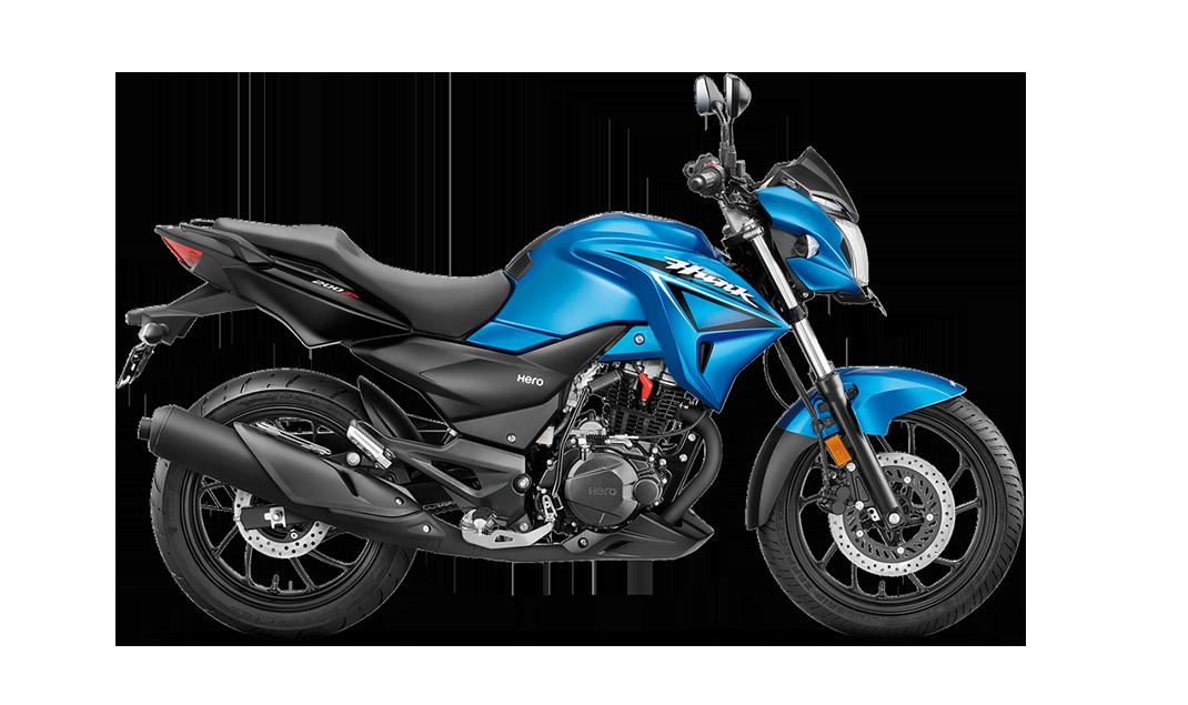 MOTOCICLETA HUNK 200 R