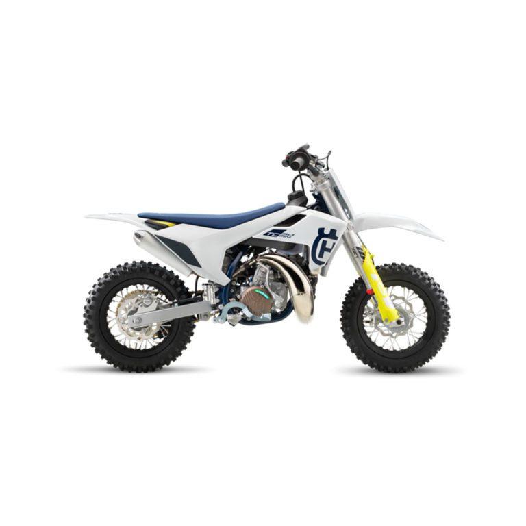 MOTOCICLETA TC50 MINI 2020