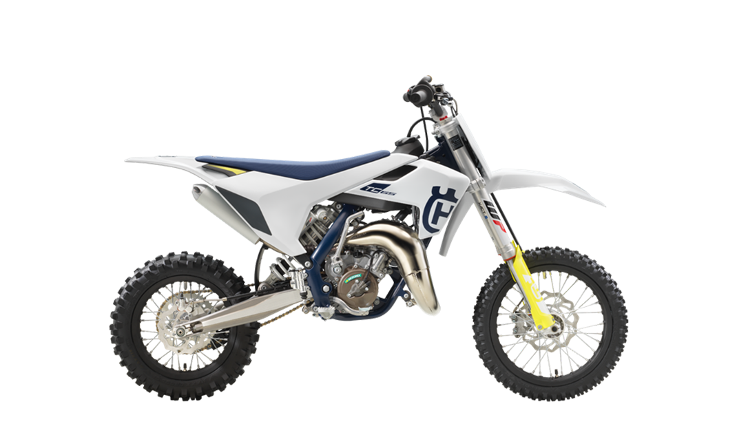 MOTOCICLETA TC65 2020