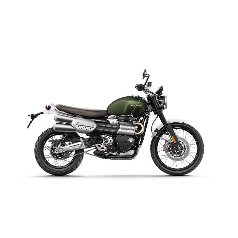 MOTOCICLETA SCRAMBLER 1200 2020