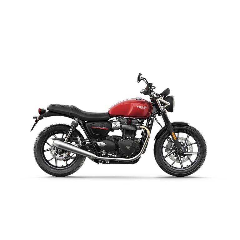 MOTOCICLETA STREET TWIN 2020