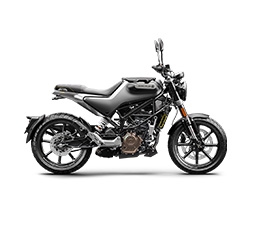 MOTOCICLETA 200 SVARTPILEN 2020