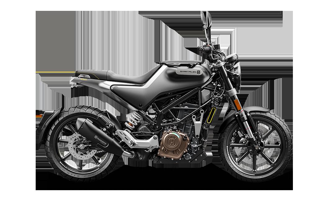 MOTOCICLETA 250 SVARTPILEN 2020