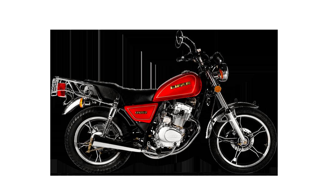 MOTOCICLETA CHOPPER 125 2020