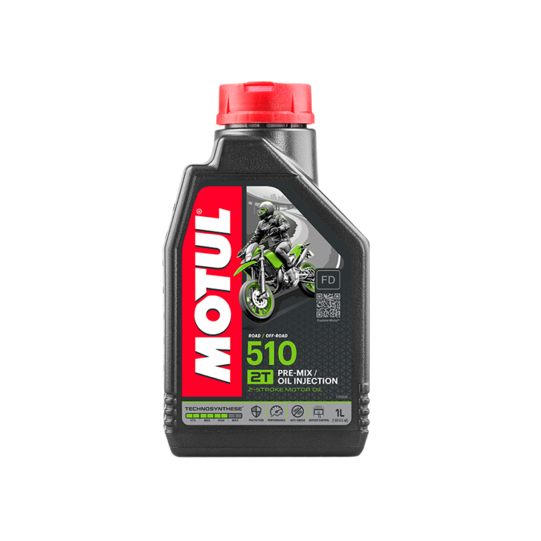 510 ACEITE MOTOR 2T 1L TS