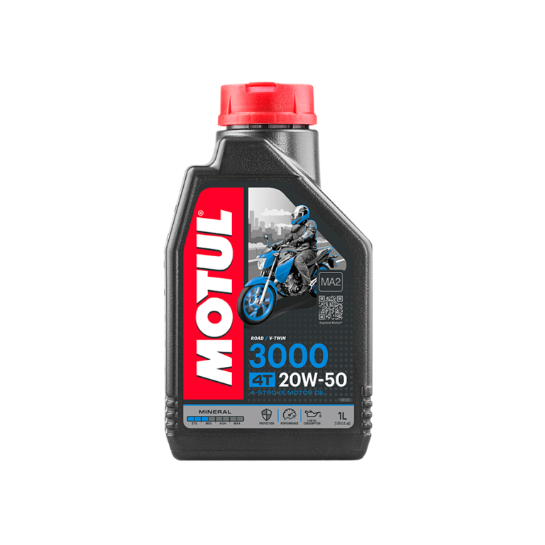 3000 ACEITE MOTOR 20W50 1L MI