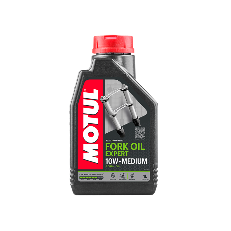 ACEITE HIDRAULICO FORK OIL EXPERT MED 10W 1...