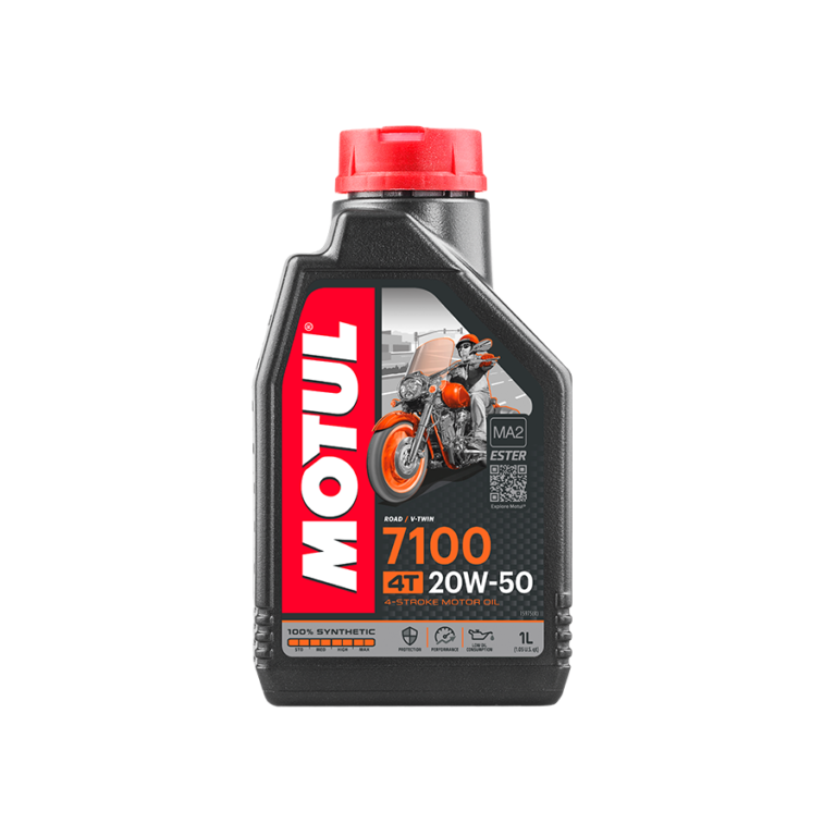 7100 ACEITE MOTOR 20W50 1L FS