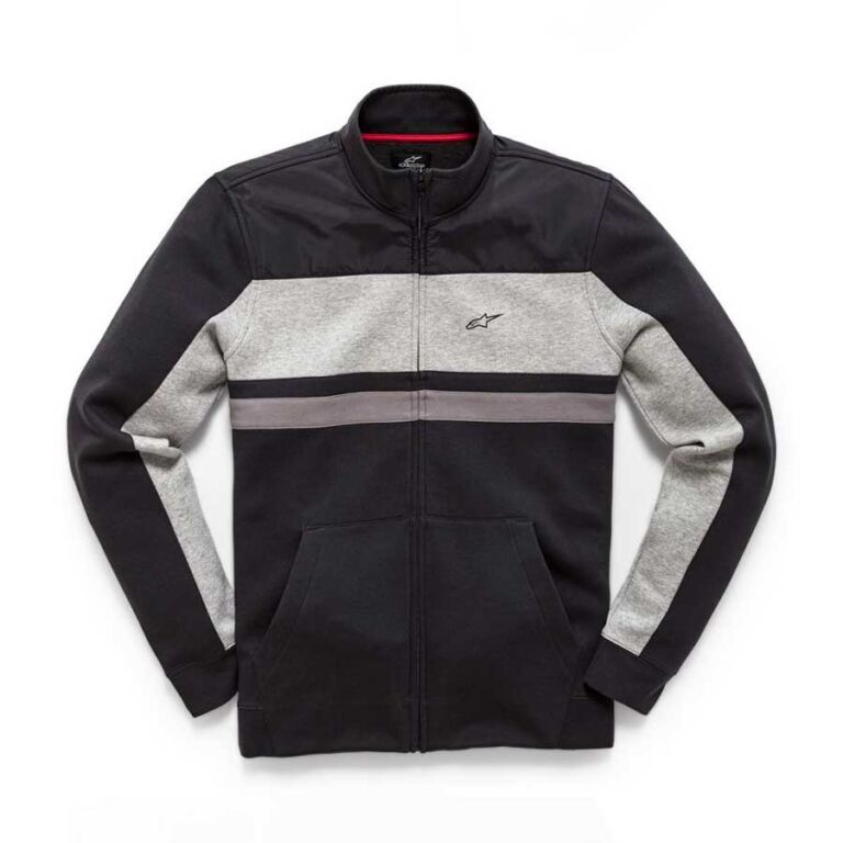 CASACA COUNTER TRACK SWEATSHIRT NEGRO