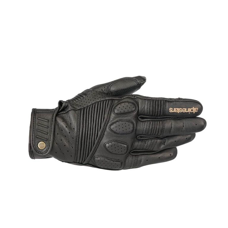 GUANTES CRAZY EIGHT NEGRO
