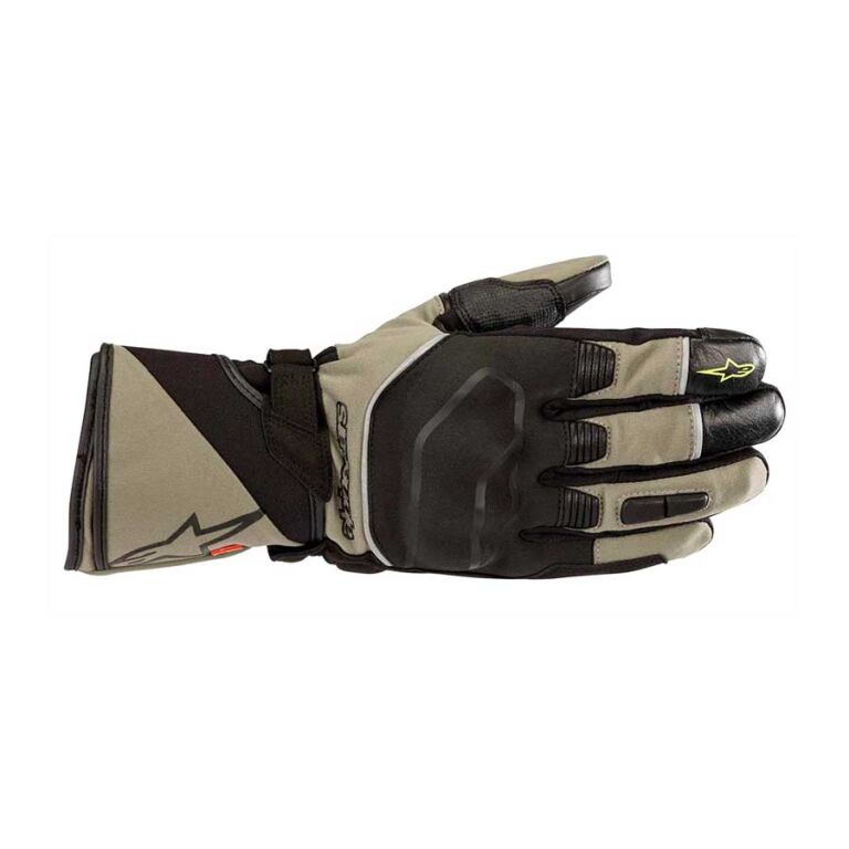 GUANTES ANDES TOURING OUTDRY VERDE MILITAR/...