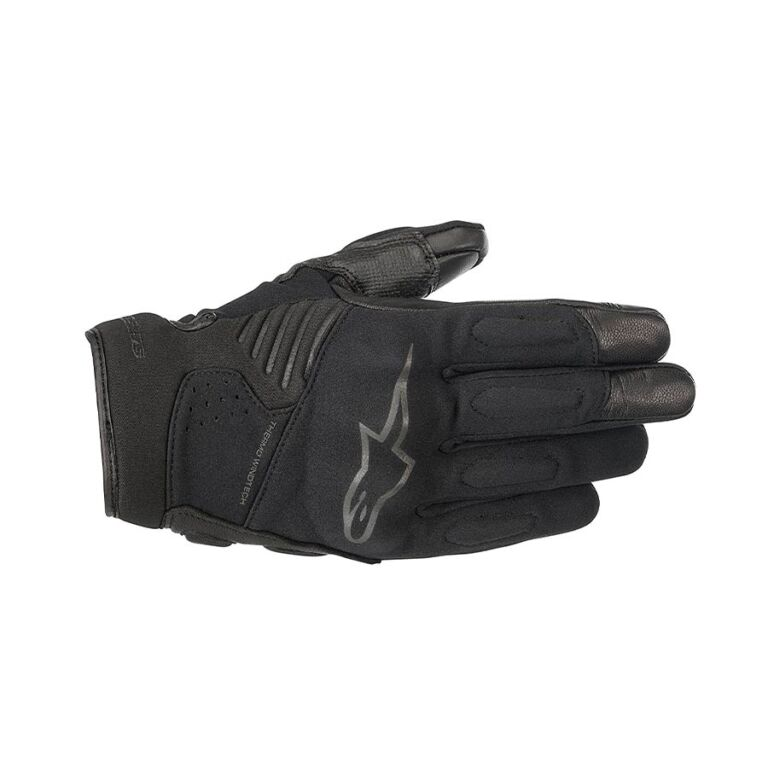 GUANTES FASTER NEGRO