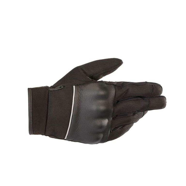 GUANTES C VENTED AIR NEGRO