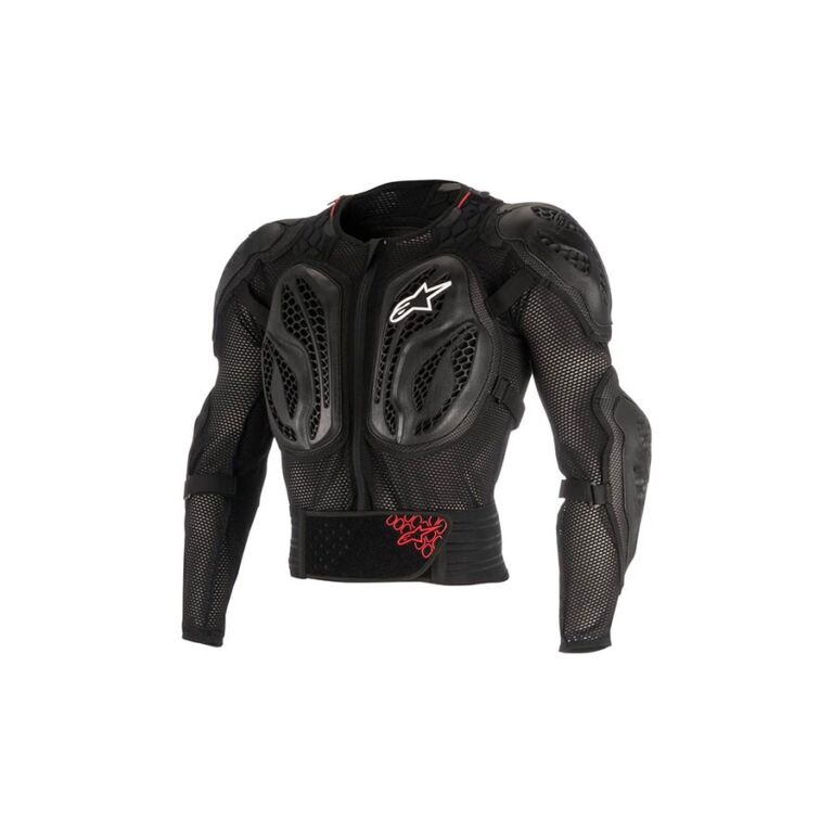 BODY ARMOR BIONIC ACTION NEGRO/ROJO