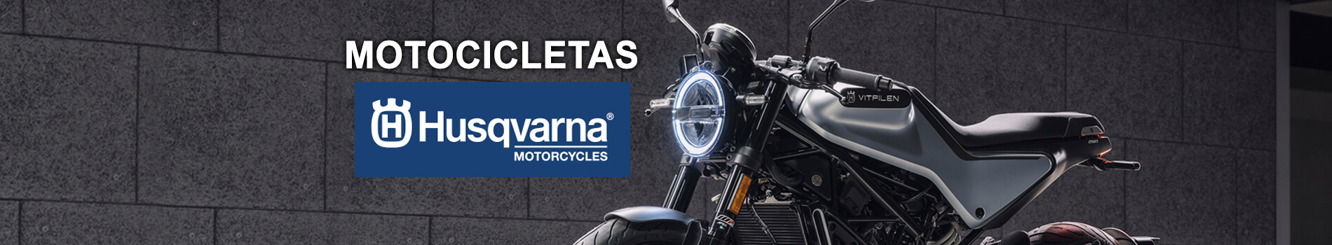 Motocicletas Husqvarna