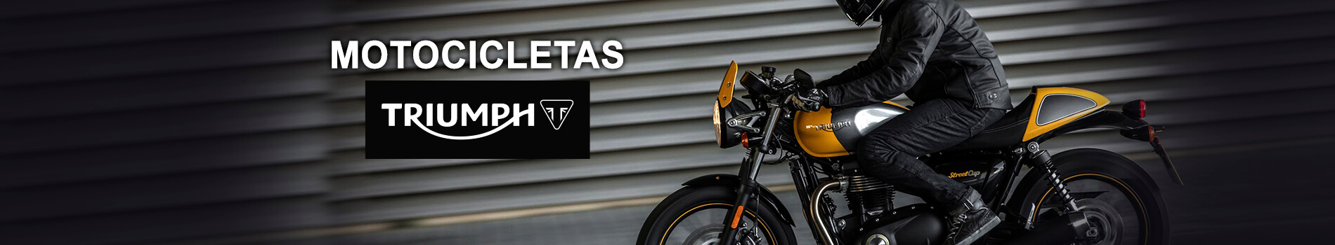 Motocicletas Triumph