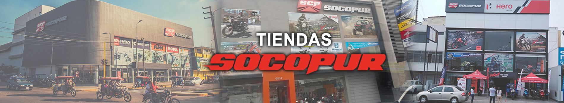 Socopur Motorsports - Nuestras Tiendas 1
