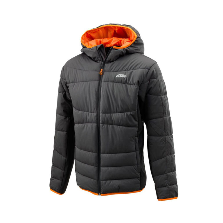 CASACA PADDED IMPERMEABLE