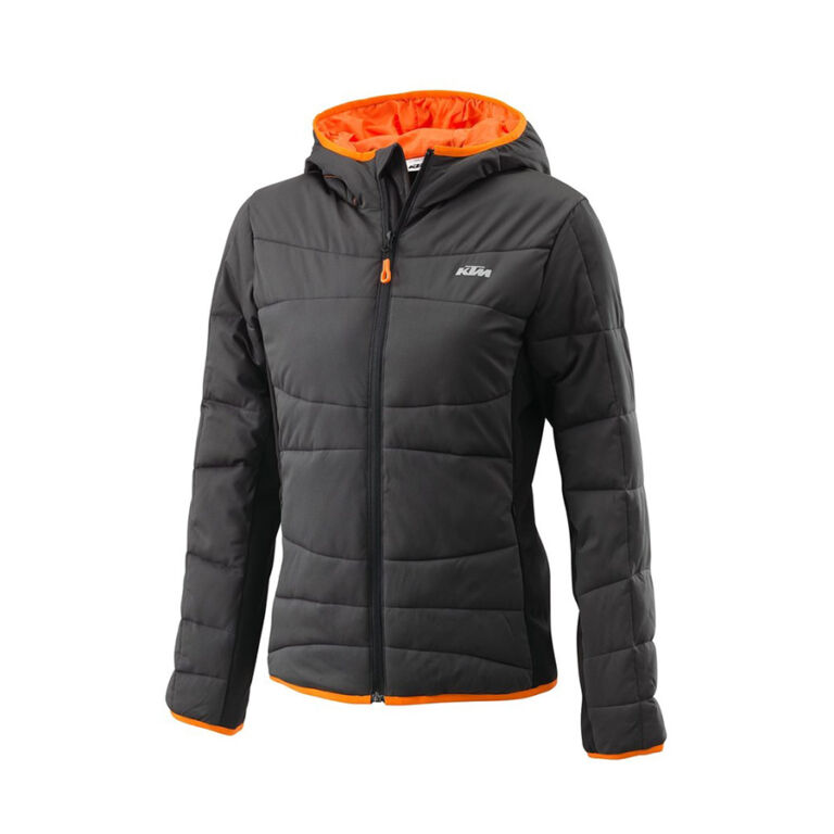 CASACA MUJER PADDED IMPERMEABLE