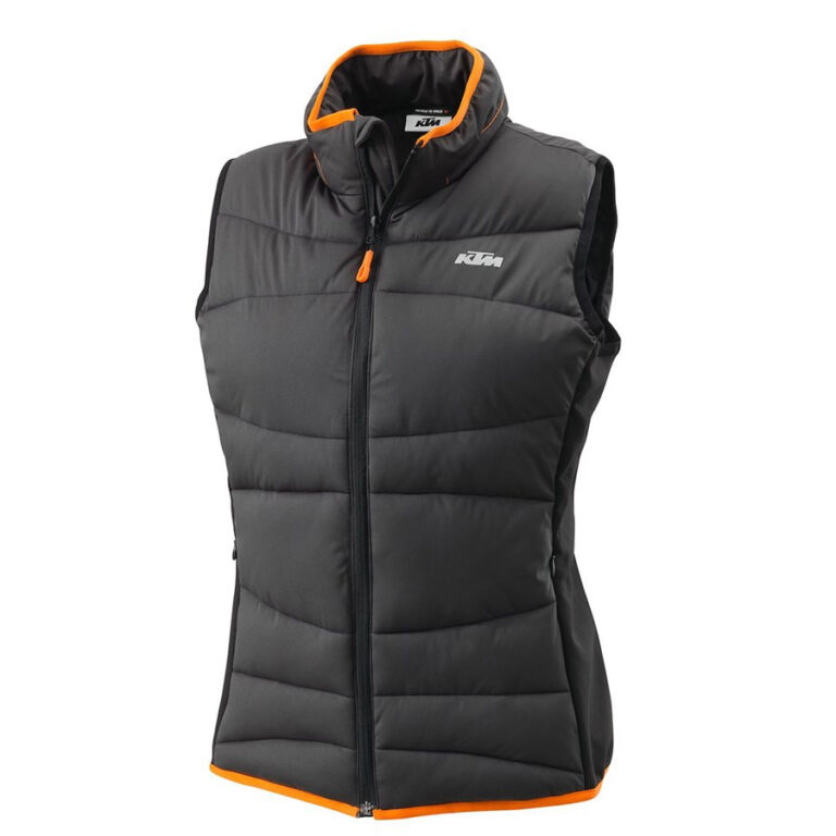 CHALECO MUJER PADDED IMPERMEABLE