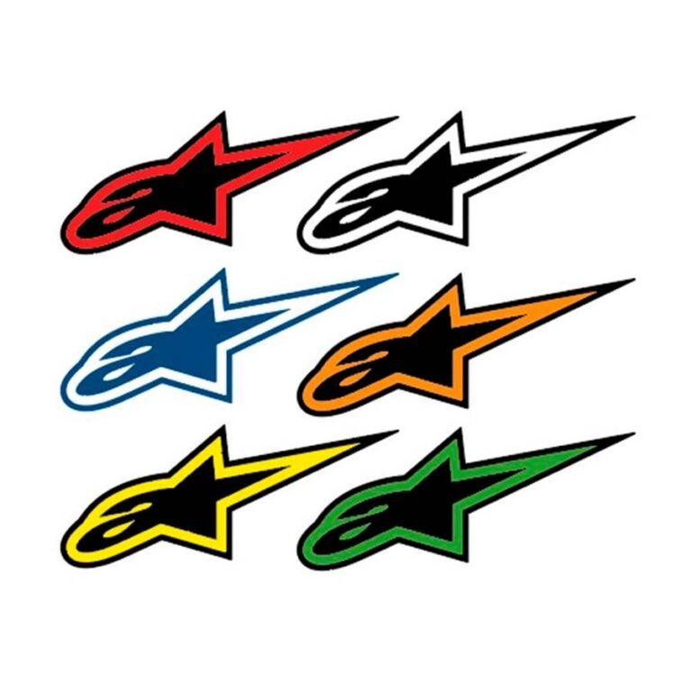 STICKER A-STAR