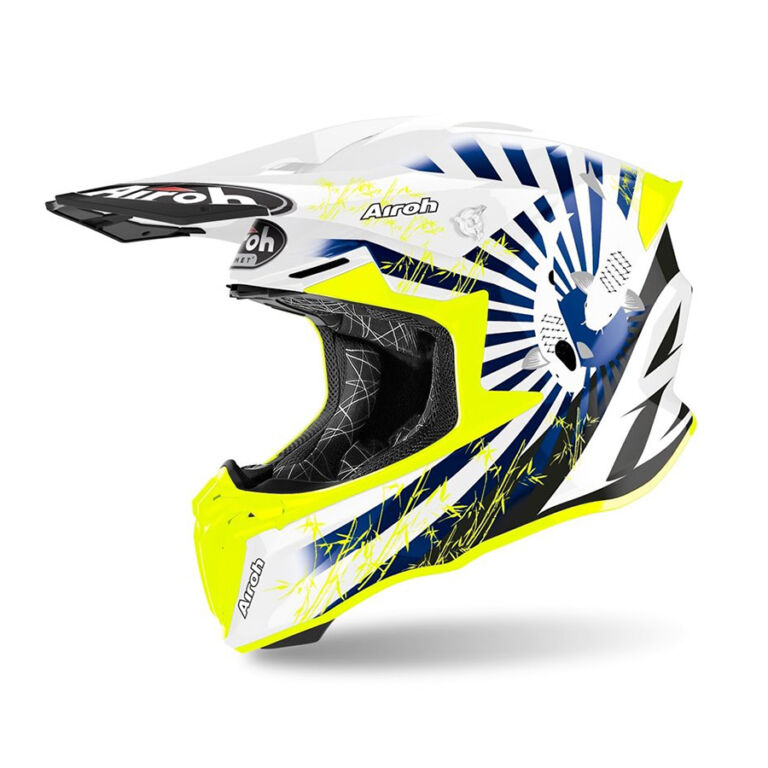 CASCO TWIST 2.0 KATANA AZUL GLOSS