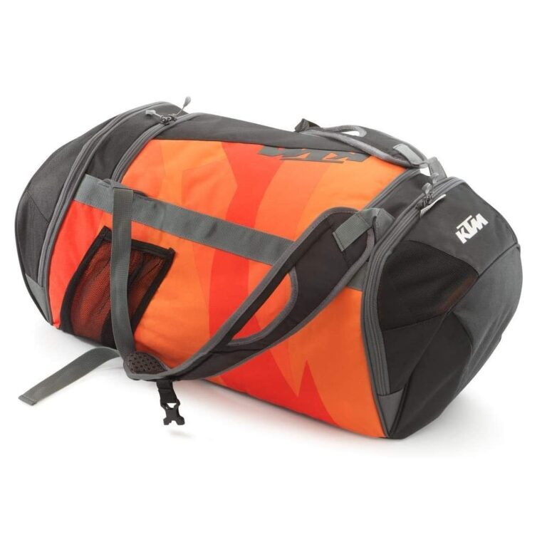 MALETIN ORANGE DUFFLE